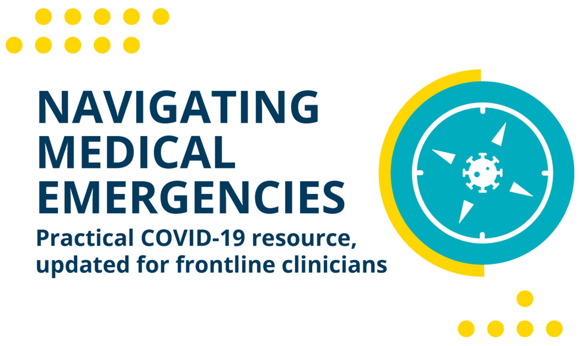 Navigating Medical Emergencies (now with COVID-19 content)